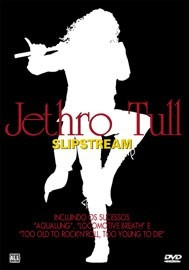 dvd jethro tull slipstream novo lacrado