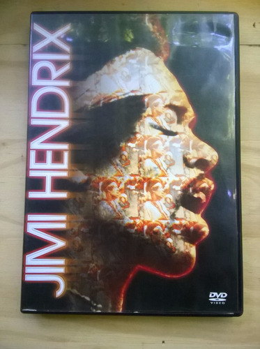 dvd  jimmi hendrix - homenaje -  $ 80- orig