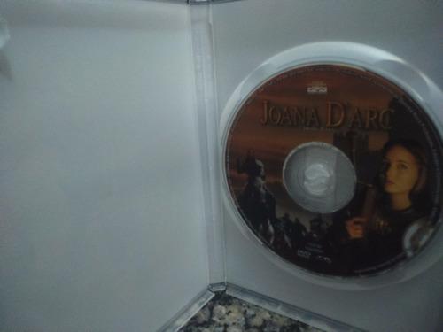 dvd - joana d'arc - leelee sobieski