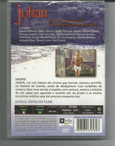 dvd johan - cult