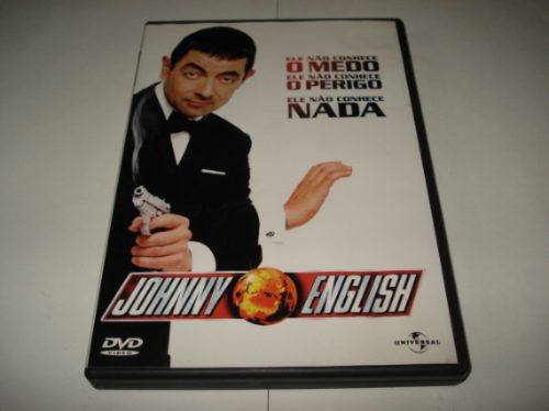 dvd johnny english com rowan atkinson