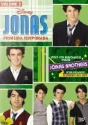 dvd jonas brothers - primeira temporada  vol 02