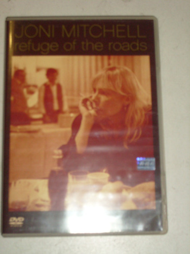 dvd joni mitchel refuge of the roads año 1984 sweet bird of