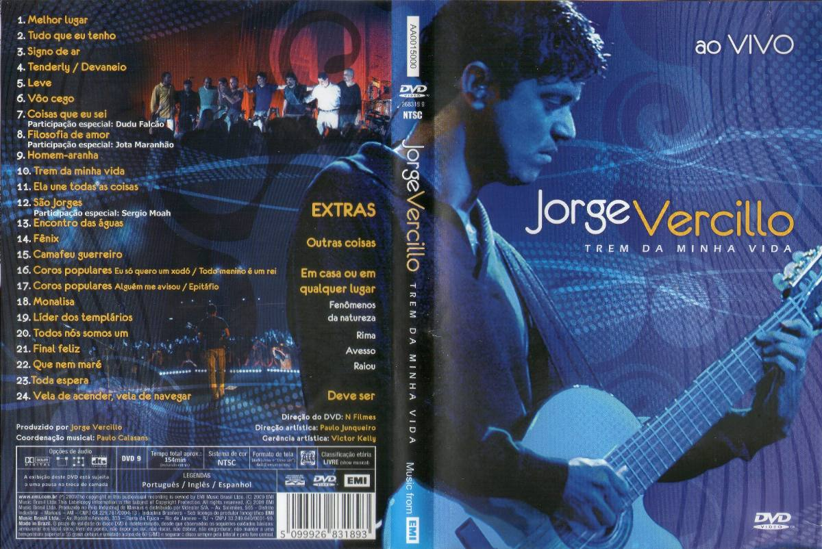 audio do dvd jorge vercilo ao vivo