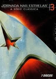 dvd  jornada nas estrelas a serie classica temporada 3 (7dvd