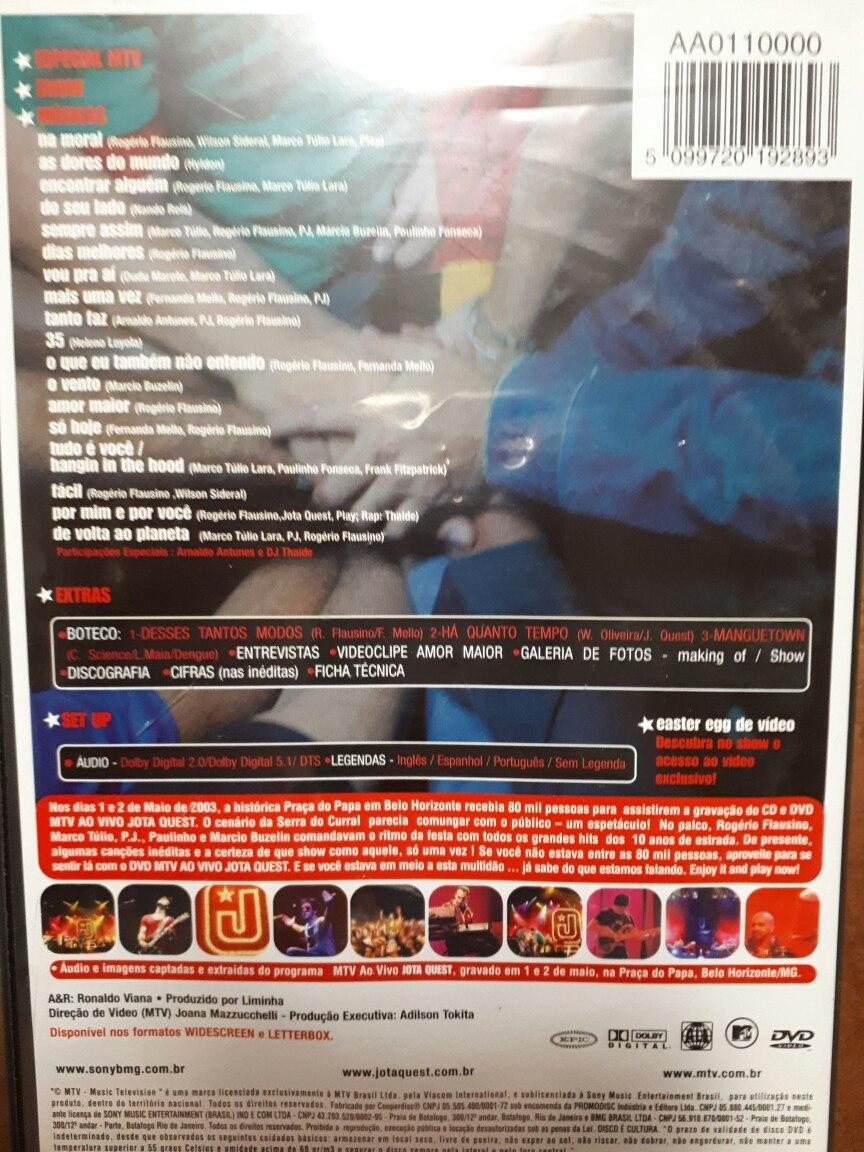BAIXAR ACUSTICO RAPPA AUDIO MTV O DVD