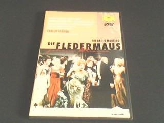 dvd   j.strauss die fledermaus c.kleiber