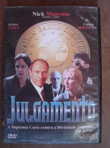 dvd julgamento  64