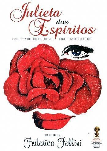 dvd julieta dos espíritos  (giulietta masina)