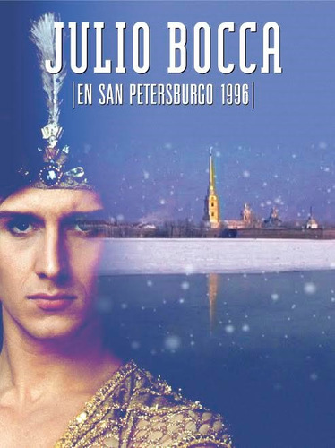 dvd julio bocca - en san petersburgo 1996