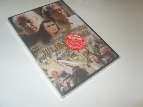 dvd - julius caesar- lacrado de fabrica