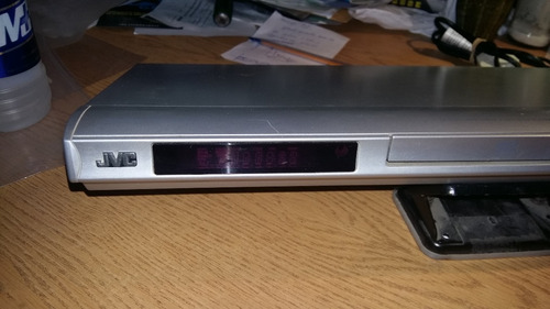 dvd jvc reproductor