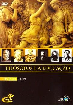dvd kant filosofia - original + brinde