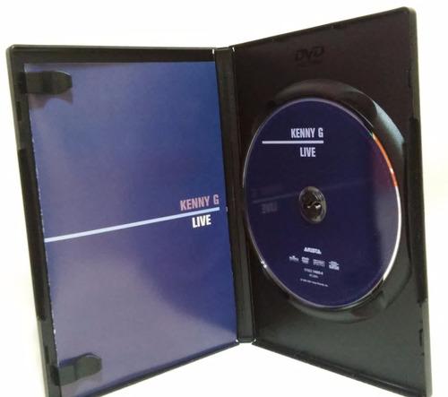 dvd kenny g live original