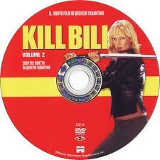 dvd kill bill 2 la venganza quentin tarantino uma thurman