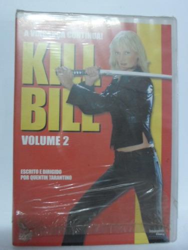 dvd kill bill - volume 2 - original