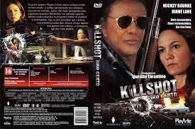 dvd - killshot - tiro certo