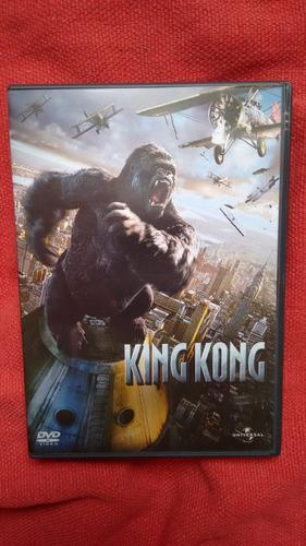 dvd - king kong (2005)