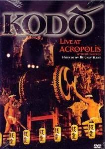 dvd kodo: live at acropolis