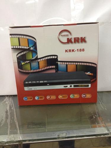 dvd krk modelo krk-188 nuevo