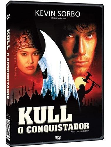 dvd kull o conquistador (1997) kevin sorbo tia carrere