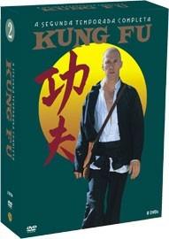 dvd kung fu 2ª segunda temporada dublado original