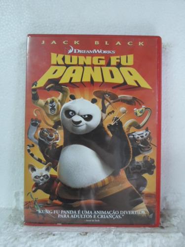 dvd kung fu panda - seminovo - original