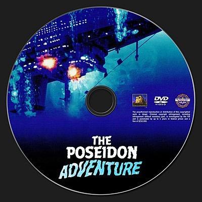 dvd la aventura del poseidon the poseidon adventure hackman