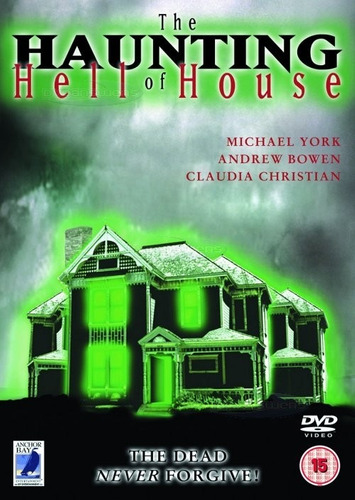dvd la casa del diablo satan the haunting of hell house gore