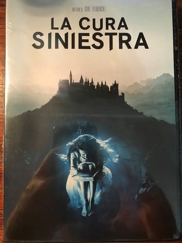 dvd la cura siniestra / a cure for wellness
