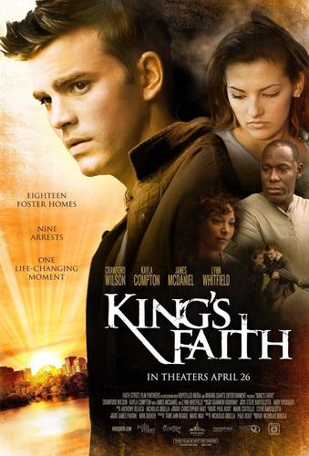 dvd la fe de king pelicula