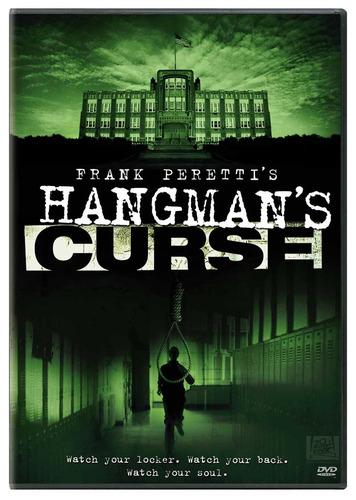 dvd la maldicion del ahorcado hangmans curse terror horror