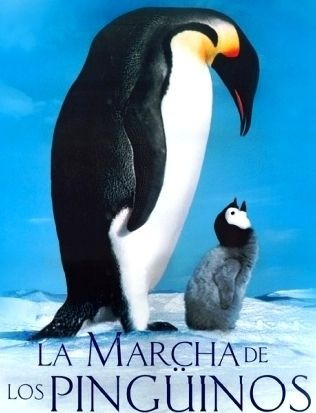 dvd la marcha de los pinguinos march of the penguins oscar