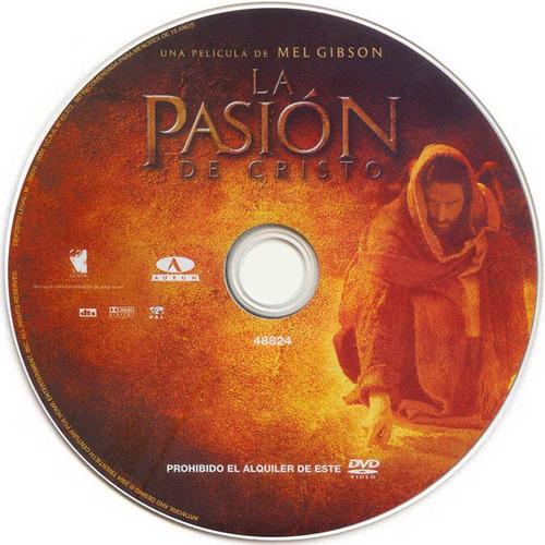 dvd la pasion de cristo jesus passion of the christ gibson