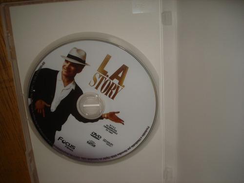 dvd - l.a. story - steve martin - zerado