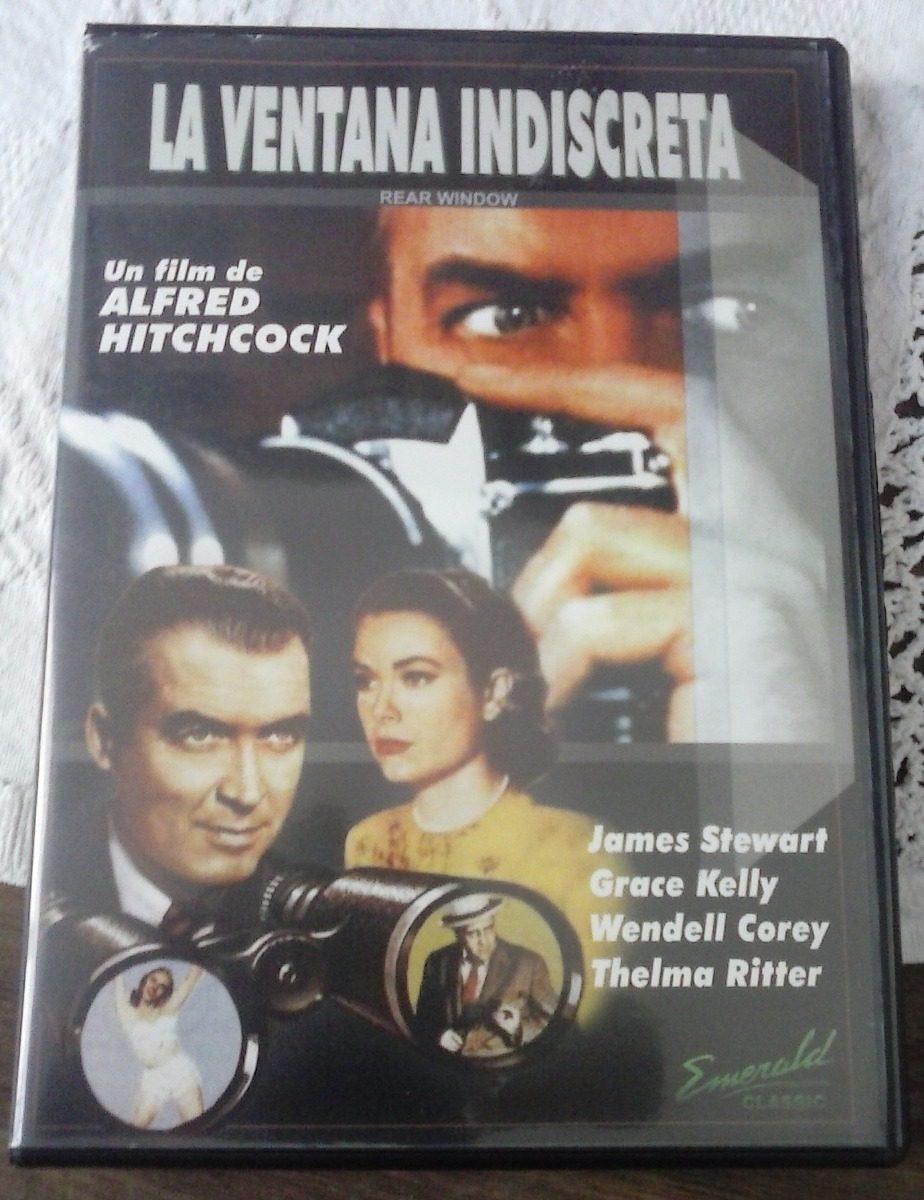 Dvd La Ventana Indiscreta Alfred Hitchcock 129 00 En Mercado