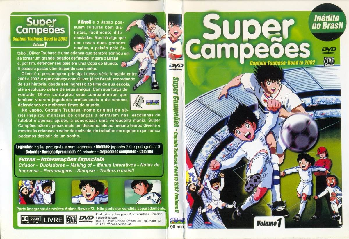 Super Campeões Road to 2002