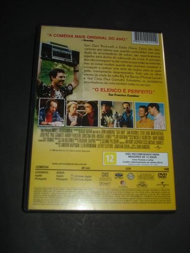 dvd - ladrões de cofre - paul giamatti, mark ruffalo