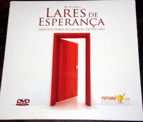 dvd lares de esperança