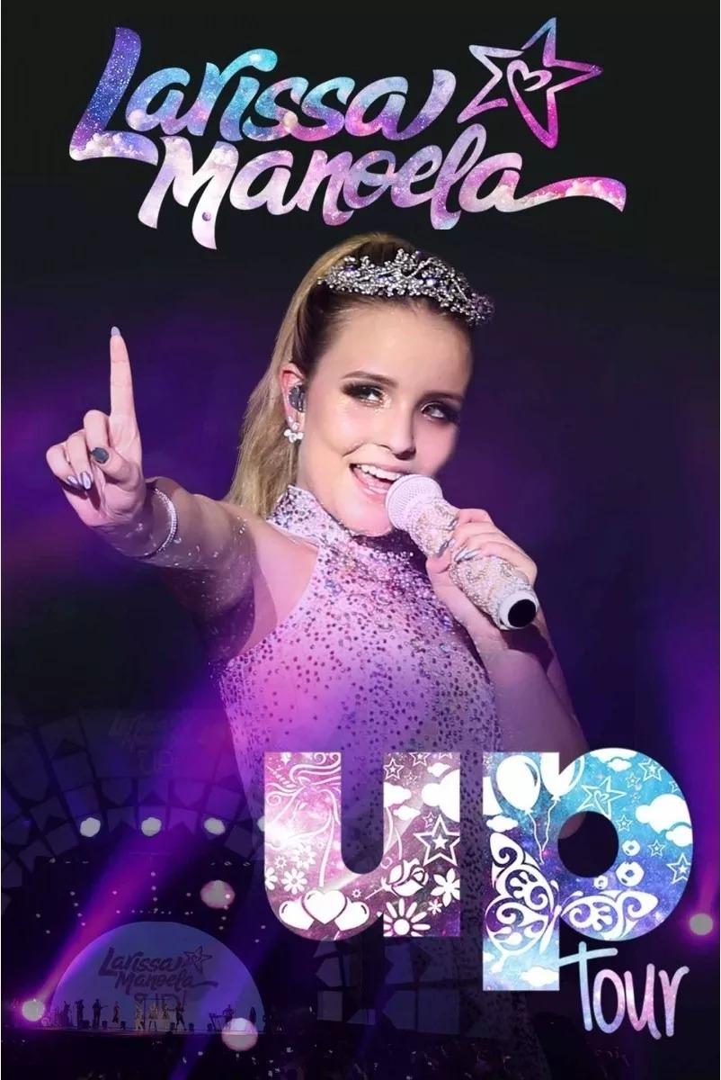 a691315a072 Dvd Larissa Manoela - Up Tour + Cd 1 + Cd 2 - R  74