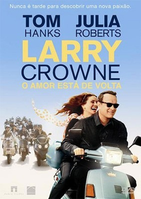 dvd larry crowne o amor está de volta tom hanks julia robert