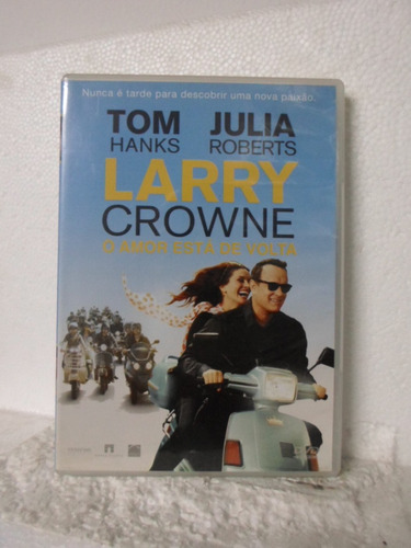 dvd larry crowne - original