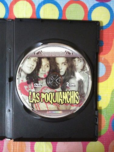 dvd las poquianchis , maria rojo ,diana bracho