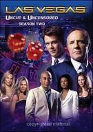 dvd - las vegas : season two - uncut & uncensored
