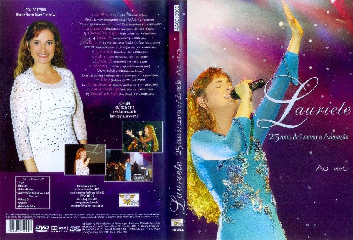 dvd lauriete 25 anos gratis