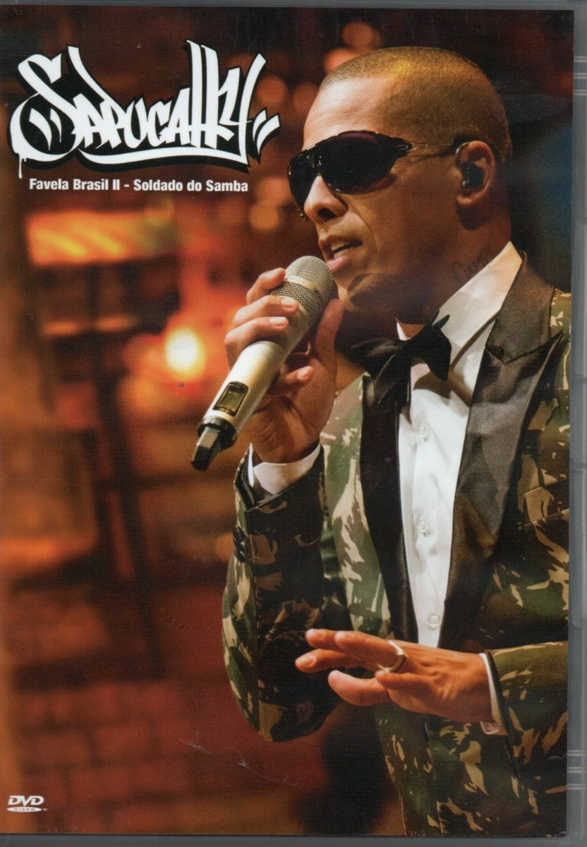 leandro sapucahy dvd favela brasil