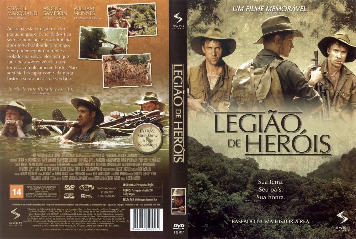 legiao de herois site