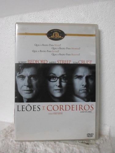 dvd leões e cordeiros - original