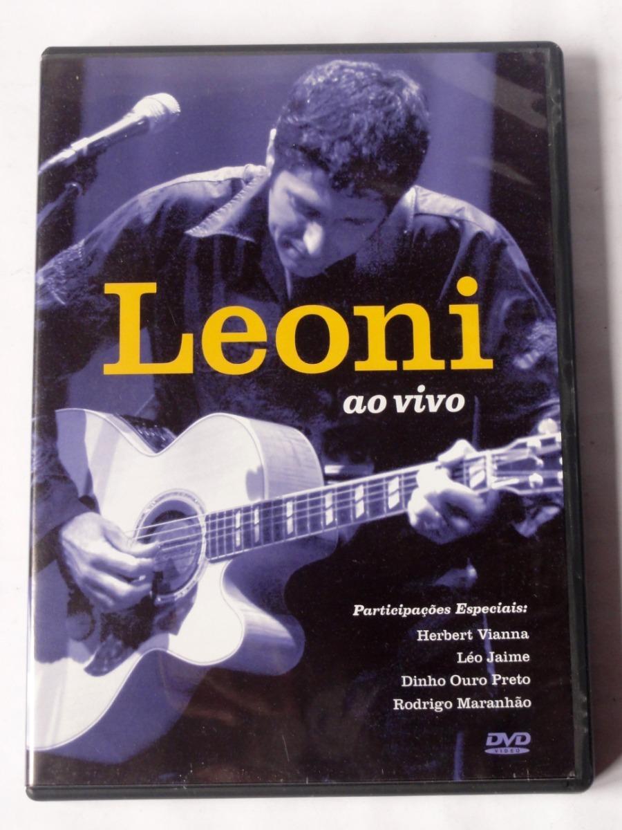 dvd de leoni ao vivo