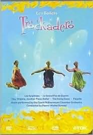 dvd les ballets trockadero  (importado)